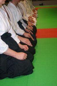 Aikido près de Louviers et sur le Plateau du Neubourg